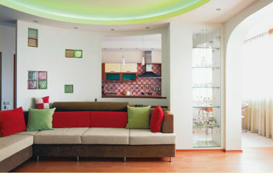 Какие есть дизайны квартир